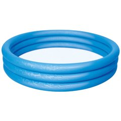 Бассейн BestWay 3-Ring Paddling Pool Blue (51024) Spok