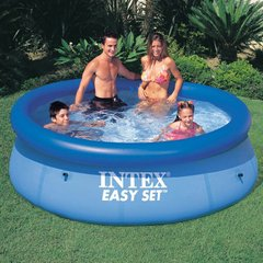 Семейный бассейн Intex 28110 Easy Set 244x76 см Spok
