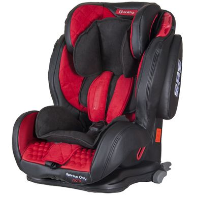 Автокресло Coletto Sportivo Only Isofix Red Spok