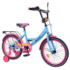 "Велосипед Tilly Explorer 18"" Blue/Pink (T-218113) Spok"