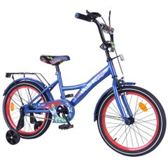 "Велосипед Tilly Explorer 18"" Blue/Red (T-218114) Spok"