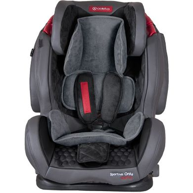 Автокресло Coletto Sportivo Only Isofix Grey Spok