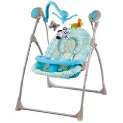 Шезлонг Alexis-Baby Mix SW102RC Blue (17341) Spok