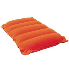 Надувная подушка Bestway Travel Pillow 67485 Orange Spok