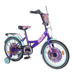 "Велосипед Tilly Glow 18"" Purple/Azure (T-218213/1) Spok"