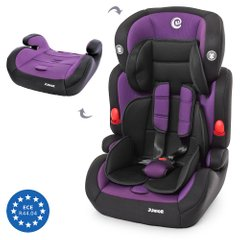 Автокресло El Camino Junior Purple (ME 1008) Spok