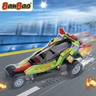 Конструктор Banbao Turbo Power Cannon (8613) Spok