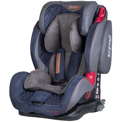 Автокресло Coletto Sportivo Only Isofix Blue Spok