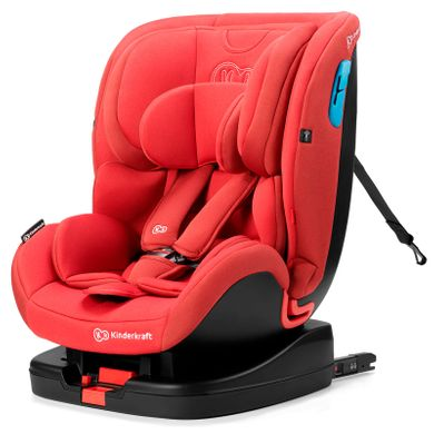 Автокресло Kinderkraft Vado Red (KKFVADORED0000) Spok