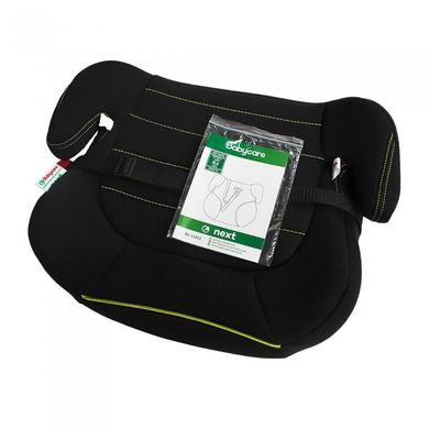 Автокресло-бустер Babycare Next BC-11902 Black/Green Spok