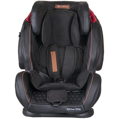 Автокресло Coletto Sportivo Only Isofix Black Spok