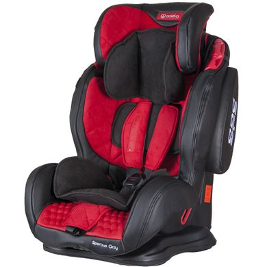 Автокресло Coletto Sportivo Only New Red Spok